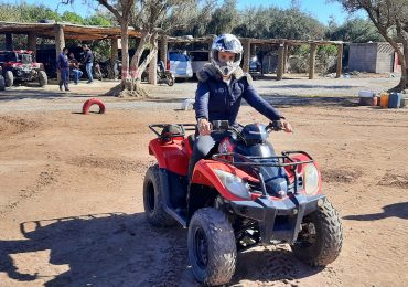 How To Drive An ATV In Marrakech Palm Grove |