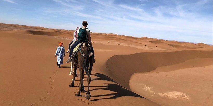 Zagora-Sahara-Desert-and-Camel-trekking-Experience