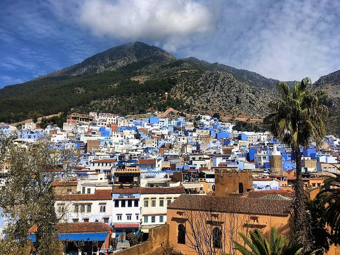 Chefchaoune- the Blue - Pearl - of Morocco